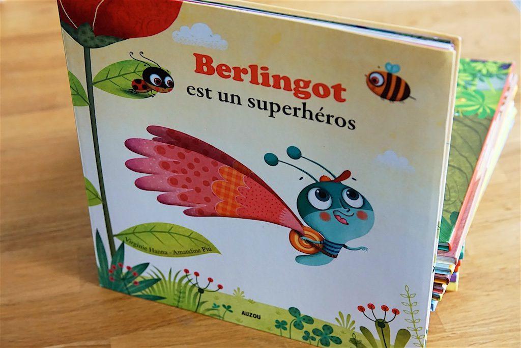 Berlingot est un super héros