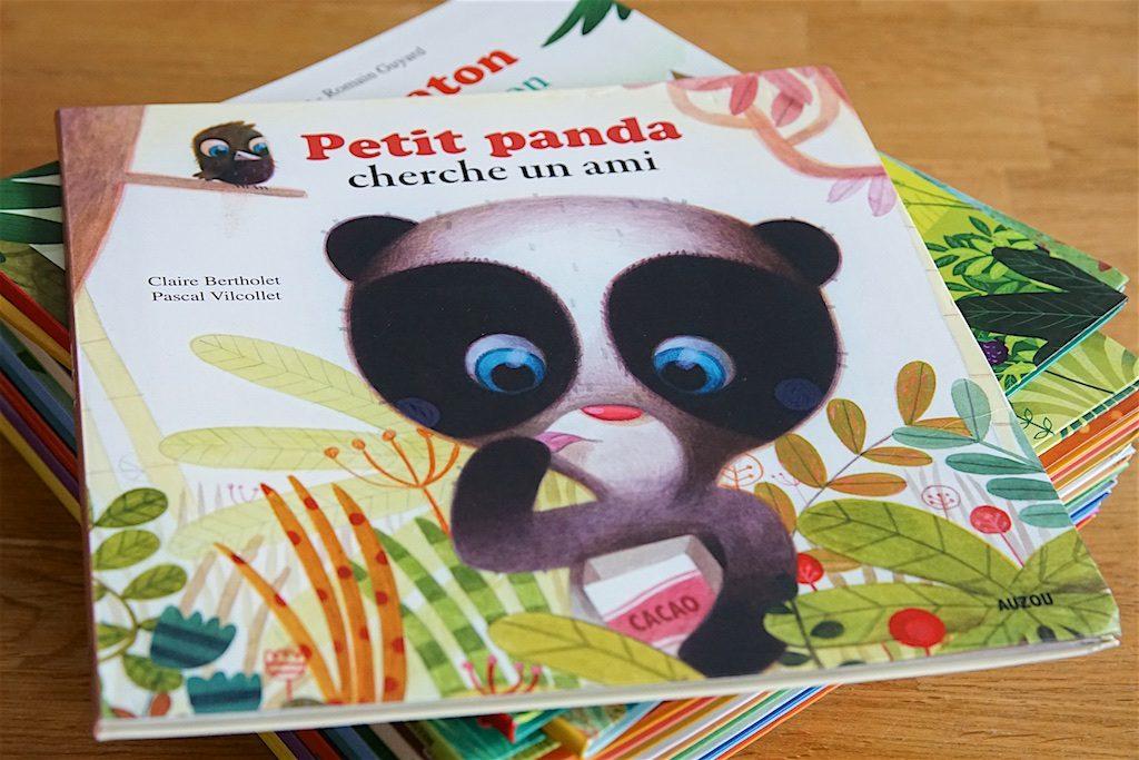 Petit panda cherche un ami