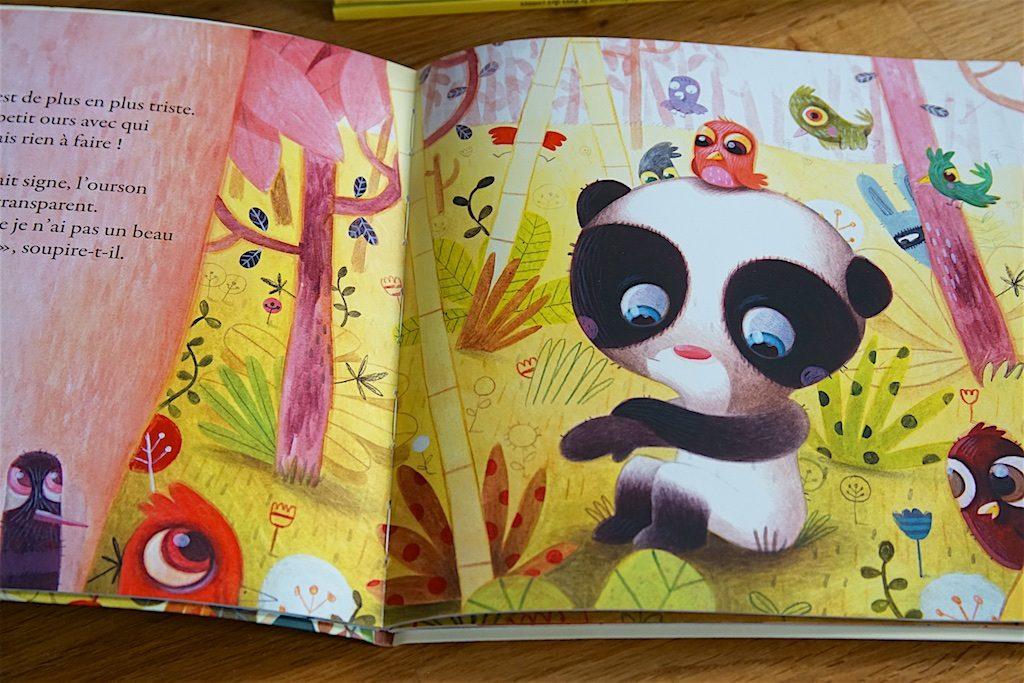 Petit panda cherche un ami, auzou