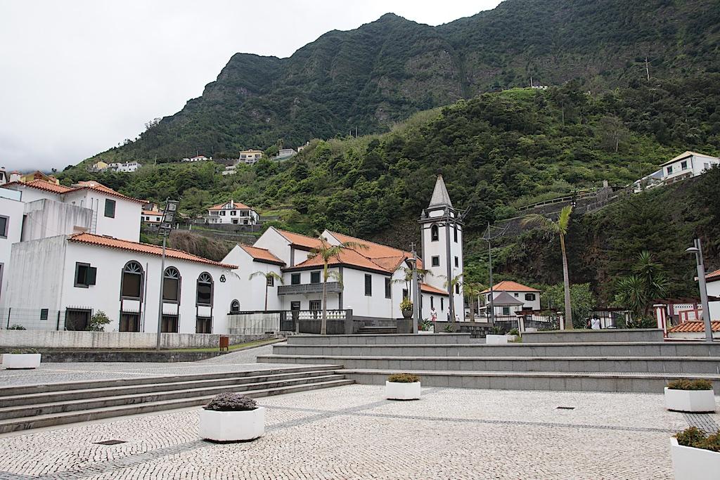 Sao Vicente île de Madère