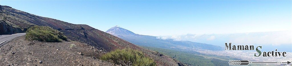 Panorama Pic de Teide