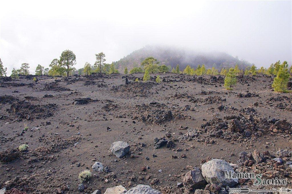 Le Teide, volcan de Tenerife