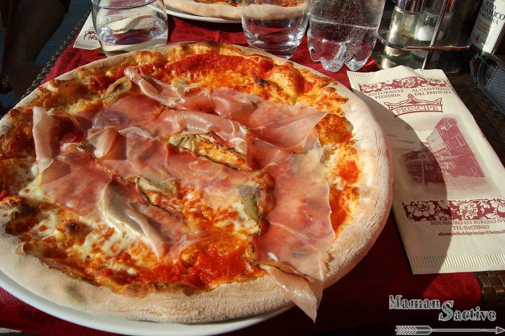 pizza à Venise