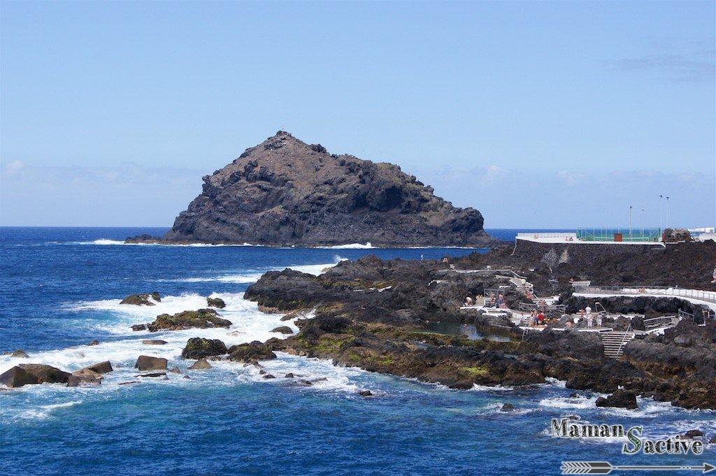 Piscines naturelles de Garachico, Tenerife