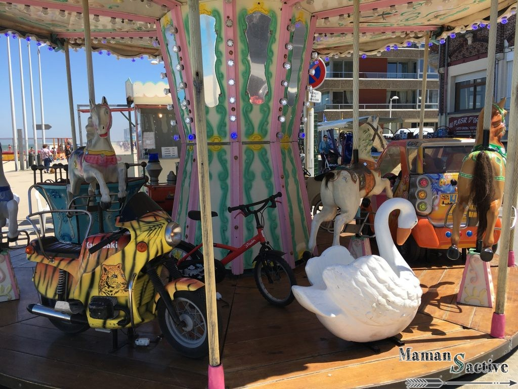Carrousel Malo les Bains